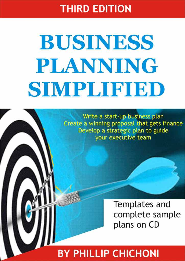 Business Planning Simplified 2014 cover