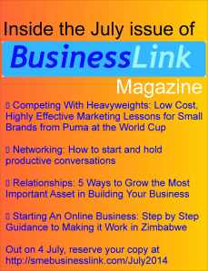 businesslink magazine July
