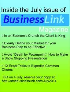businesslink magazine July2