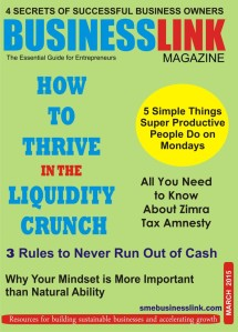 Magazine cover MARCH 2015 low res