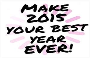 2015 BEST YEAR