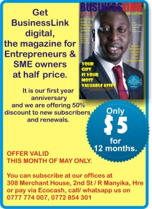 BUSINESSLINK SUBSCRIPTION OFFER APRIL 2015.