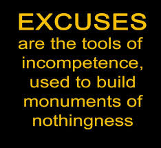 excuses images